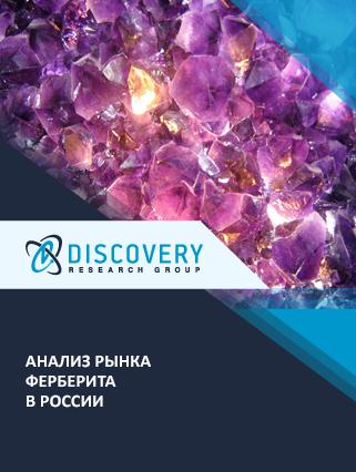 Маркетинговое исследование - Анализ рынка ферберита в России