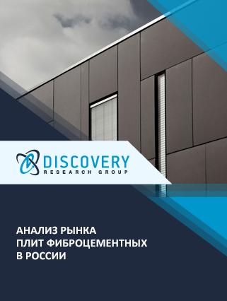 Маркетинговое исследование - Анализ рынка плит фиброцементных в России