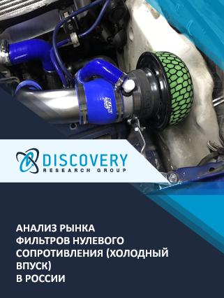 Анализ рынка фильтров нулевого сопротивления (холодный впуск) в России