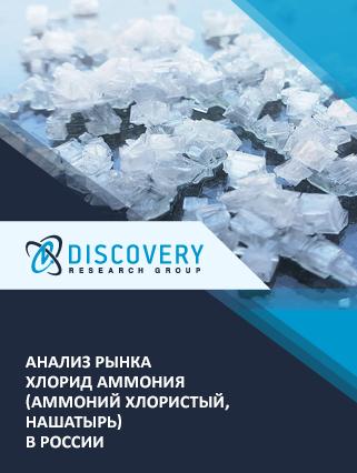 Анализ рынка хлорида аммония (аммоний хлористый, нашатырь) в России