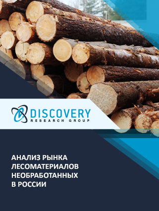 Маркетинговое исследование - Анализ рынка лесоматериалов необработанных в России