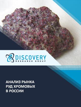 Маркетинговое исследование - Анализ рынка руд хромовых в России