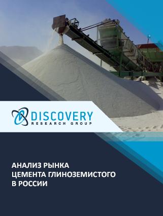 Маркетинговое исследование - Анализ рынка цементаглиноземистого в России