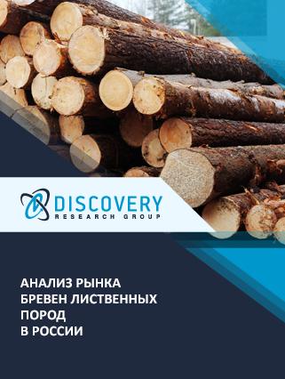 Маркетинговое исследование - Анализ рынка бревен лиственных пород в России
