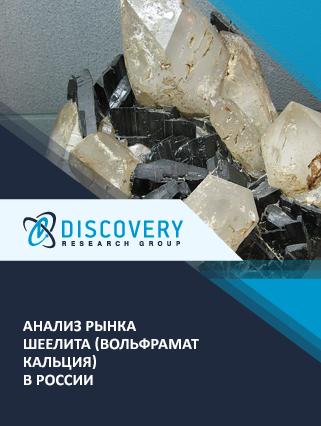 Маркетинговое исследование - Анализ рынка шеелита (вольфрамат кальция) в России