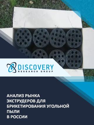 Маркетинговое исследование - Анализ рынка экструдеров для брикетирования угольной пыли в России