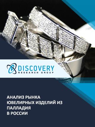 Анализ рынка ювелирных изделий из палладия в России