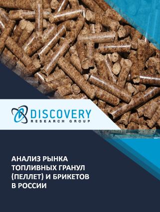 Маркетинговое исследование - Анализ рынка топливных гранул (пеллет) и брикетов в России (с базой импорта-экспорта)