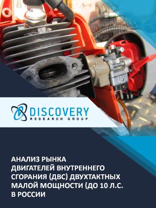 Маркетинговое исследование - Анализ рынка двигателей внутреннего сгорания (ДВС) двухтактных малой мощности (до 10 л.с.) в России (с базой импорта-экспорта)