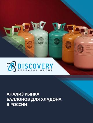 Маркетинговое исследование - Анализ рынка баллонов для хладона в России (с базой импорта-экспорта)