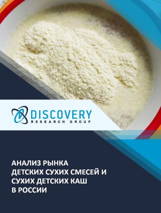 Маркетинговое исследование - Анализ рынка детских сухих смесей и сухих детских каш в России (с базой импорта-экспорта)