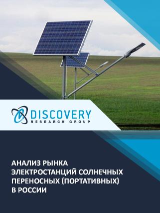 Анализ рынка электростанций солнечных переносных (портативных) в России (с базой импорта-экспорта)