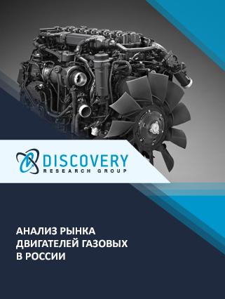 Маркетинговое исследование - Анализ рынка двигателей газовых в России