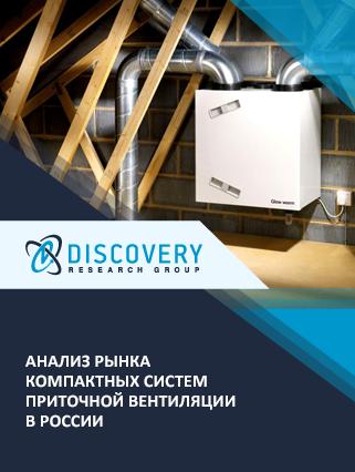 Анализ рынка компактных систем приточной вентиляции в России (с базой импорта-экспорта)
