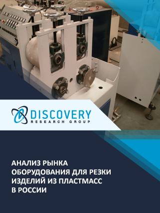 Маркетинговое исследование - Анализ рынка оборудования для резки изделий из пластмасс в России (с базой импорта-экспорта)