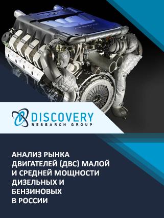 Маркетинговое исследование - Анализ рынка двигателей (ДВС) малой и средней мощности дизельных и бензиновых в России