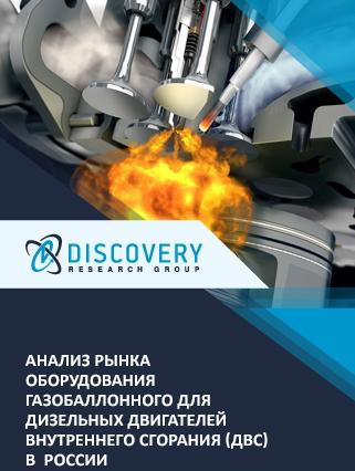 Маркетинговое исследование - Анализ рынка оборудования газобаллонного для дизельных двигателей внутреннего сгорания (ДВС) в России (с базой импорта-экспорта)