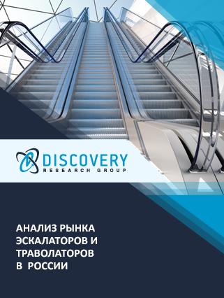 Анализ рынка эскалаторов и траволаторов в России (с базой импорта-экспорта)