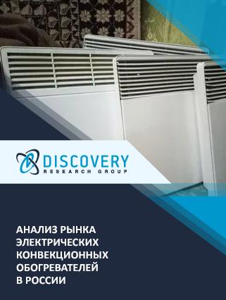 Маркетинговое исследование - Анализ рынка электрических конвекционных обогревателей в России (с базой импорта-экспорта)