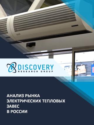 Маркетинговое исследование - Анализ рынка электрических тепловых завес в России (с базой импорта-экспорта)