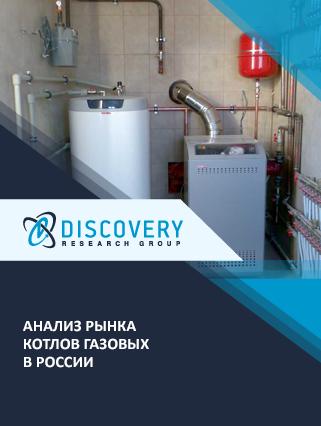 Маркетинговое исследование - Анализ рынка котлов газовых в России (с базой импорта-экспорта)
