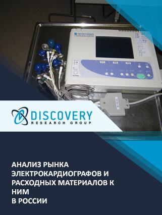 Анализ рынка электрокардиографов и расходных материалов к ним в России (с базой импорта-экспорта)