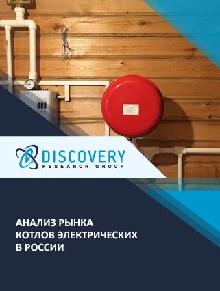 Анализ рынка котлов электрических в России (с базой импорта-экспорта)