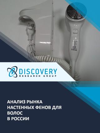 Анализ рынка настенных фенов для волос в России (с базой импорта-экспорта)