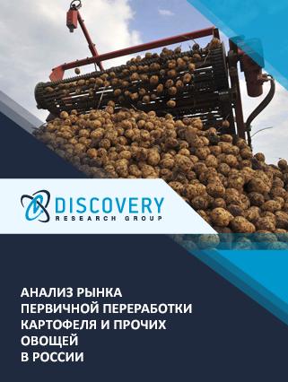 Маркетинговое исследование - Анализ рынка первичной переработки картофеля и прочих овощей в России