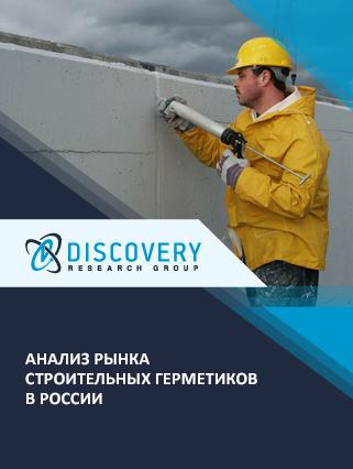 Анализ рынка строительных герметиков в России (с базой импорта-экспорта)