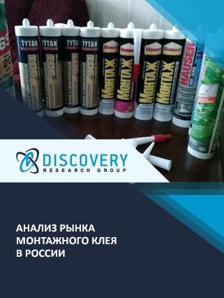 Маркетинговое исследование - Анализ рынка монтажного клея в России (с базой импорта-экспорта)