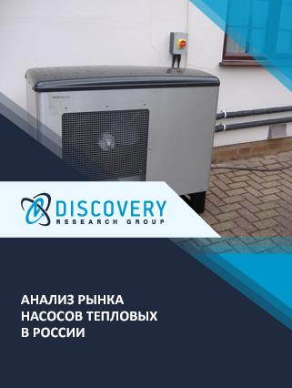 Маркетинговое исследование - Анализ рынка насосов тепловых в России