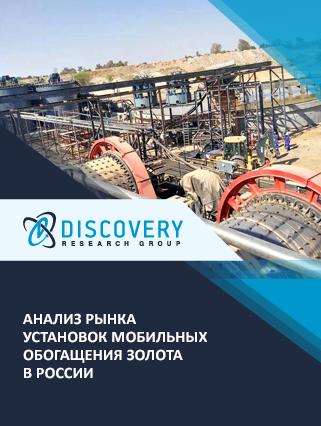 Маркетинговое исследование - Анализ рынка установок мобильных обогащения золота в России