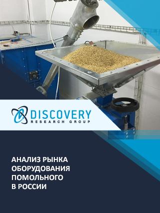 Маркетинговое исследование - Анализ рынка оборудования помольного в России