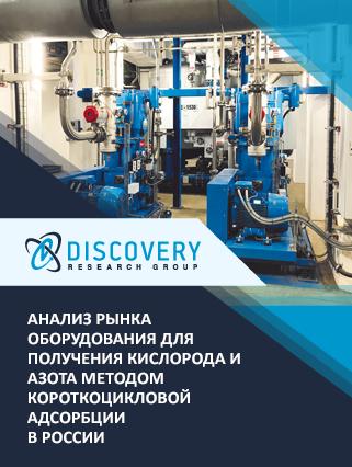 Маркетинговое исследование - Анализ рынка оборудования для получения кислорода и азота методом короткоцикловой адсорбции в России