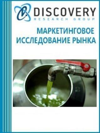 Маркетинговое исследование - Анализ рынка растительного масла, предназначенного для технического применения в России