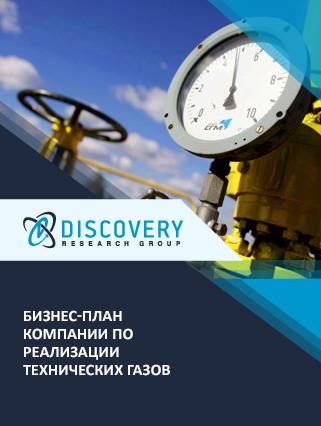 Бизнес-план компании по реализации технических газов