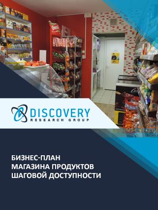 Бизнес-план магазина продуктов шаговой доступности