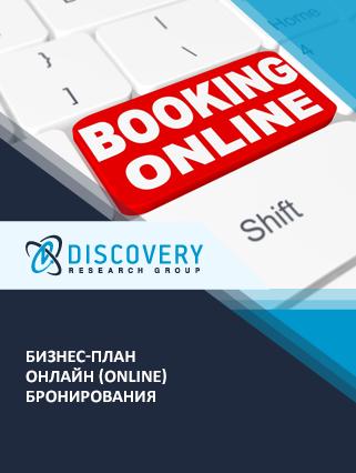 Бизнес-план онлайн (online) бронирования