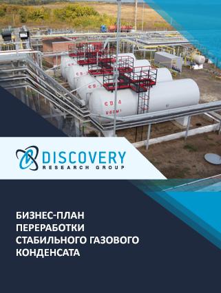 Бизнес-план переработки стабильного газового конденсата