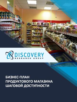Бизнес-план продуктового магазина шаговой доступности