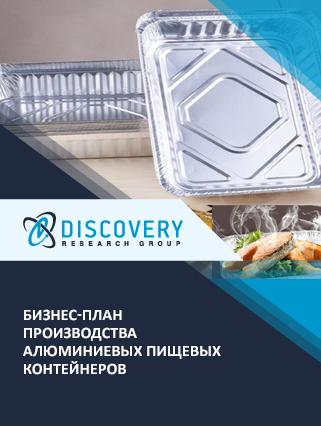 Бизнес-план производства алюминиевых пищевых контейнеров