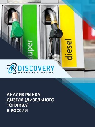 Анализ рынка дизеля (дизельного топлива) в России