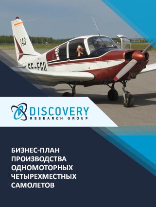 Бизнес-план производства одномоторных четырехместных самолетов