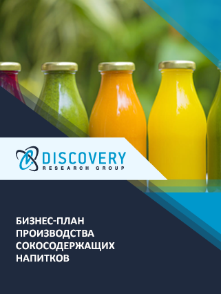 Бизнес-план производства сокосодержащих напитков