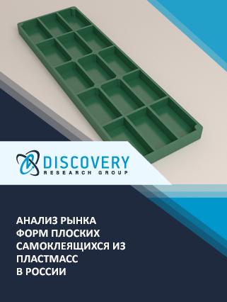 Маркетинговое исследование - Анализ рынка форм плоских самоклеящихся из пластмасс в России