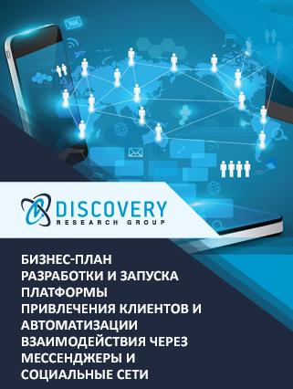 Бизнес-план разработки и запуска платформы привлечения клиентов и автоматизации взаимодействия через мессенджеры и социальные сети