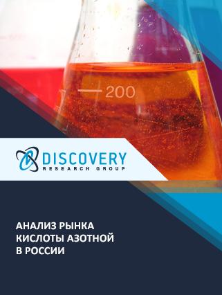 Маркетинговое исследование - Анализ рынка кислоты азотной в России