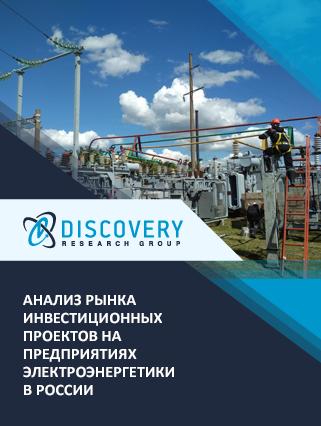 Маркетинговое исследование - Анализ инвестиционных проектов на предприятиях электроэнергетики в России