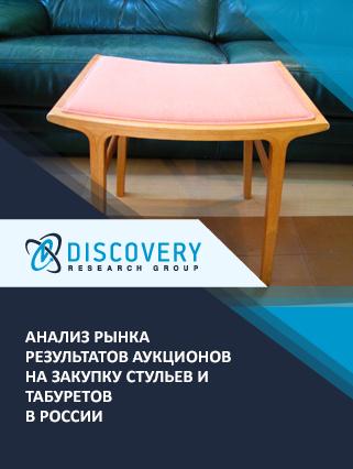 Маркетинговое исследование - Анализ результатов аукционов на закупку стульев и табуретов в России